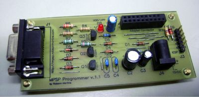 Microchip PIC Serial Programmer